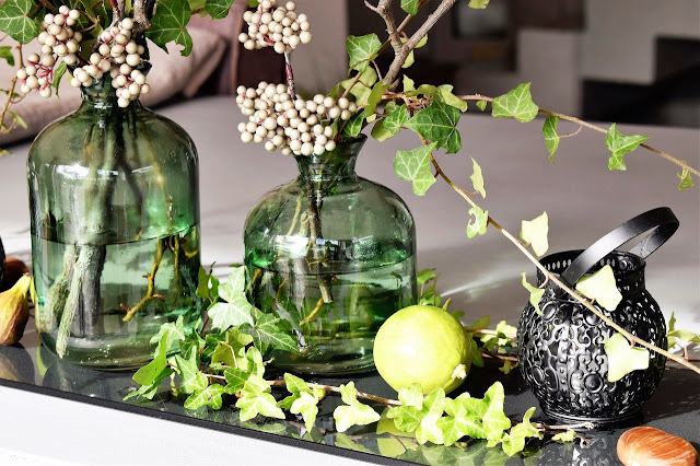 Decorative ideas for recycling with glass bottles