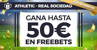 Paston promo Athletic vs Real Sociedad 3-4-2021