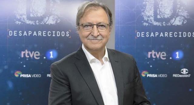 """Paco Lobatón solicita que """"retiren sus ignominiosas condecoraciones"""" a """"Billy el Niño"""""""