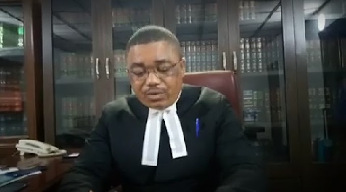Nnamdi Kanu's Lawyer, Barr Ifeanyi Ejiofor, explains in details, the outcome of Kanu's trial today, July 26, 2021