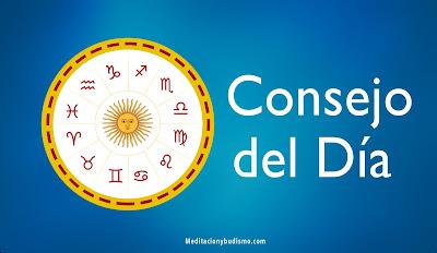 Consejo del día - Martes 12 de Noviembre