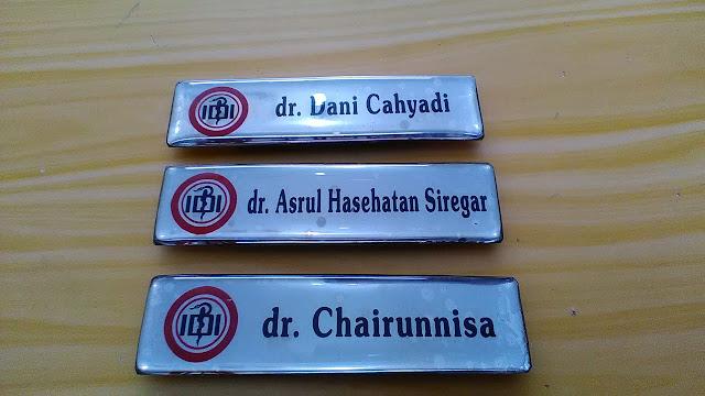 Nama Dada Magnet Dokter