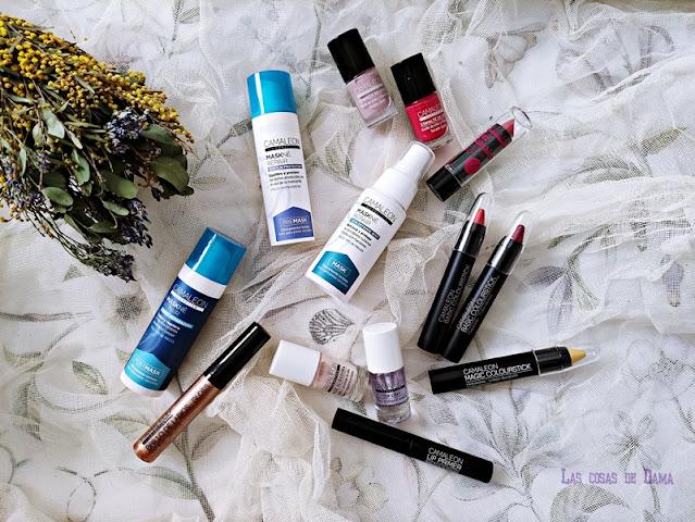 Camaleon Cosmetics Best Sellers beauty makeup skincare maquillaje cosmetica natural farmacia cuidado facial uñas manicura primavera