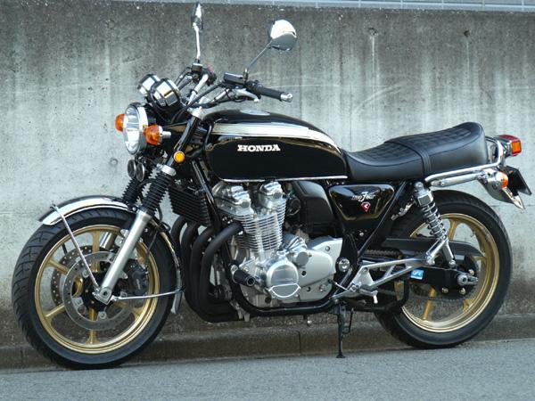 Racing Cafè: Honda CB 1100 K10