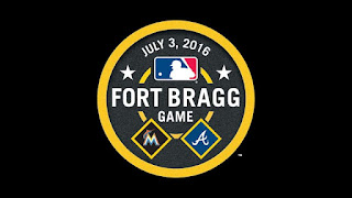 MLB Fort Bragg Game
