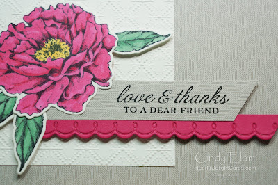 Heart's Delight Cards, Prized Peony, 2020-2021 Annual Catalog, Stampin' Up