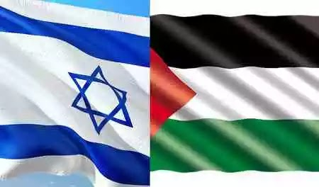 Israel and Palestine, conflict of middle-east 'Dead Sea' : A History of Complications and War