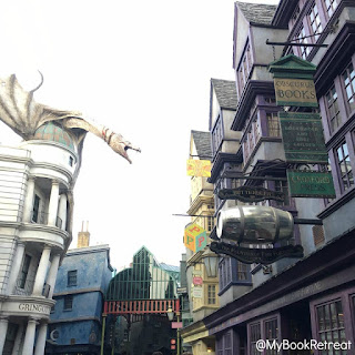 Gringotts in Wizarding World of Harry Potter