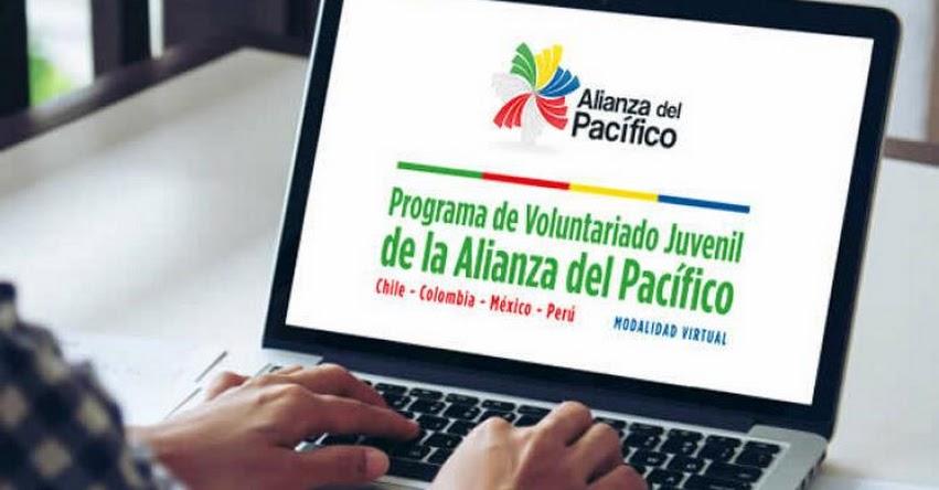 SENAJU convoca a postular al Programa de Voluntariado Juvenil de la Alianza del Pacífico