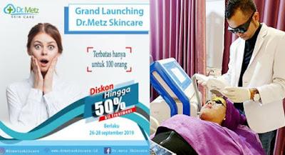 Dr Metz Skincare Klinik Kecantikan Sukabumi Harga Paket Terbaru
