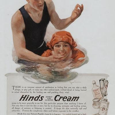 Hinds Cream