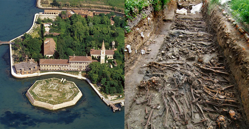 Haunted Island of Poveglia | www.Real-Ghosts.website - Ghost Photos, Videos  and Stories