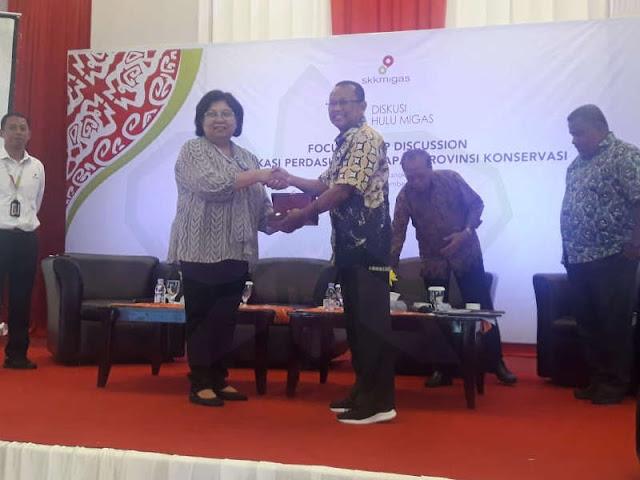 SKK Migas Selalu Evaluasi Kepatuhan Kontraktor KKS di Maluku dan Papua