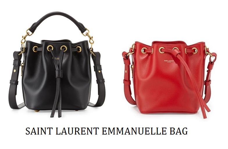 Emmanuelle Bag - Saint Laurent