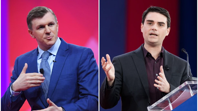 James O'Keefe, Ben Shapiro Discuss Impact Of Secret Recordings On CNN Leadership