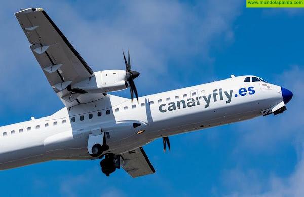 Bizum aterriza con éxito en la web de Canaryfly