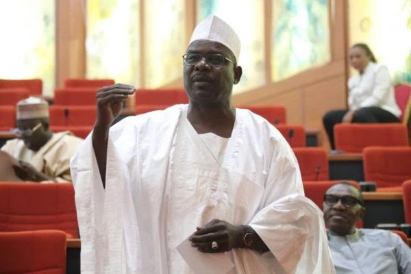 Senator Ali Ndume released from Kuje prison