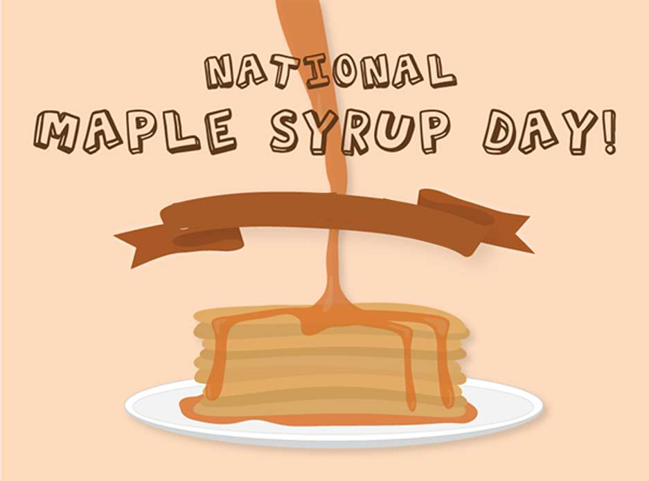 National Maple Syrup Day Wishes Images download