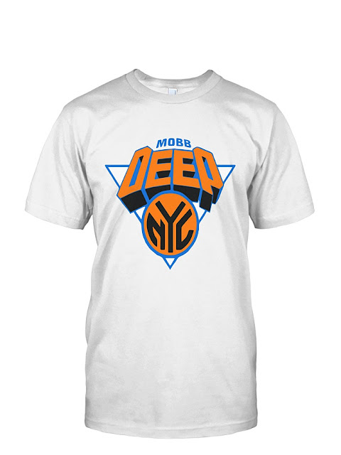 MOBB DEEP NYC T SHIRT
