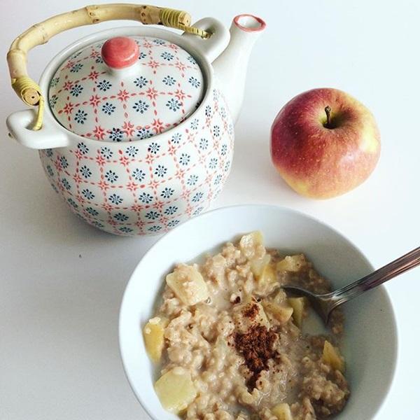 Como hacer los copos de avena para desayunar
