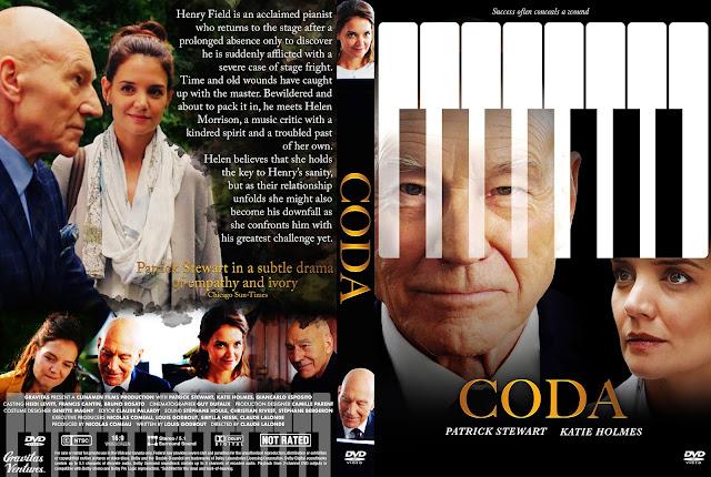 Coda DVD Cover
