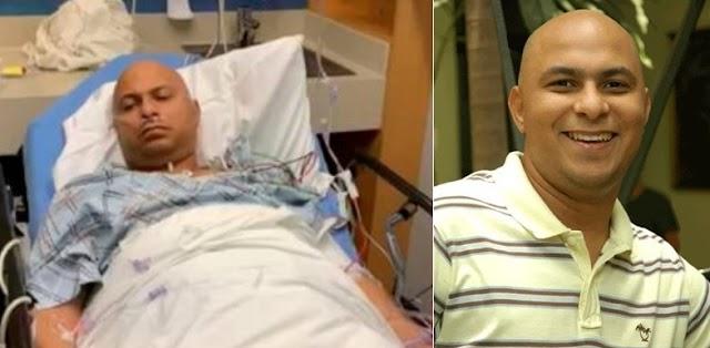 Revelan la causa hospitalización merenguero Rey Tulile
