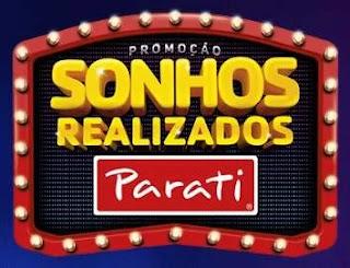 Prêmio de 300 Reais Todo Dia Promoção Parati
