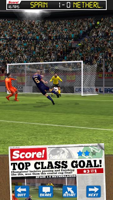 download game score apk mod