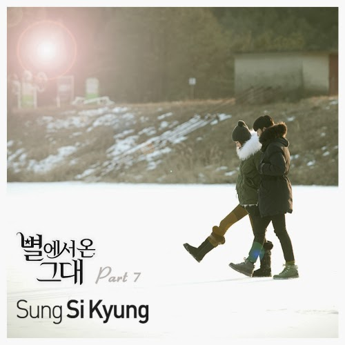 [Single] Sung Si Kyung – You Who Came From The Stars OST Part.7