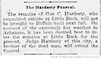 Clipping, 4 Jun 1895 - The Buffalo Commercial (Buffalo, New York), pg. 10, col. 2.