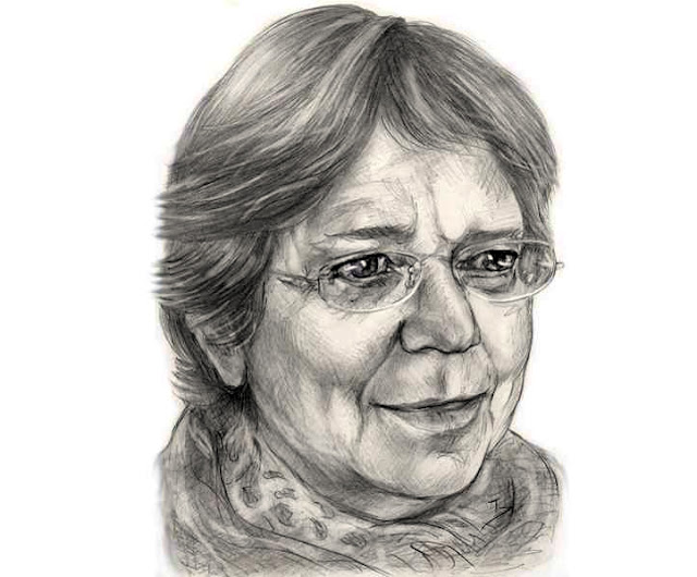 Συνέντευξη της Μαρίας Ευθυμίου: Με τα μυαλά και τη νοοτροπία που έχουμε σήμερα, δεν σωζόμαστε