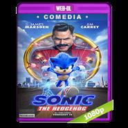 Sonic La pelicula (2020) Web-Dl 1080p Audio Dual