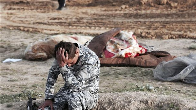 Iraqi military rejects Amnesty International report on Mosul 'abuses' as baseless