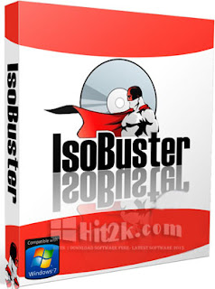 IsoBuster Pro 4.0.0.00 Crack [Latest] Full Version