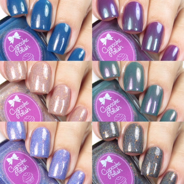 Cupcake Polish - Lakeside Collection