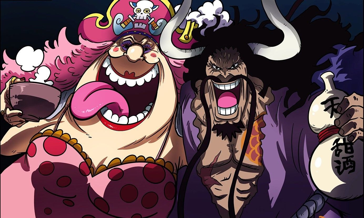Aliansi Big Mom dan Kaido