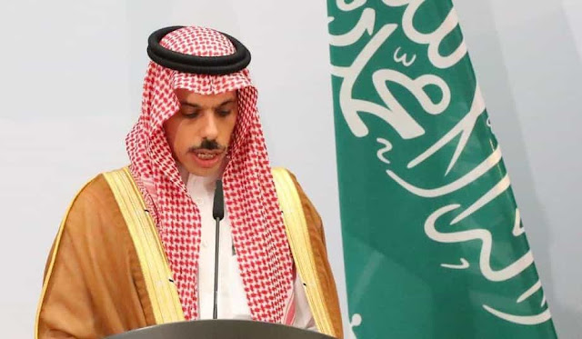 Saudi Arabia will stick to the 2002 Arab Peace Plan - Foreign Minister - Saudi-Expatriates.com