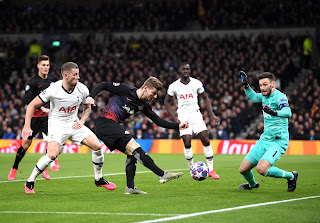 Tottenham 0-1 Leipzig: Werner nets pen as Spurs completely outplayed by visitors