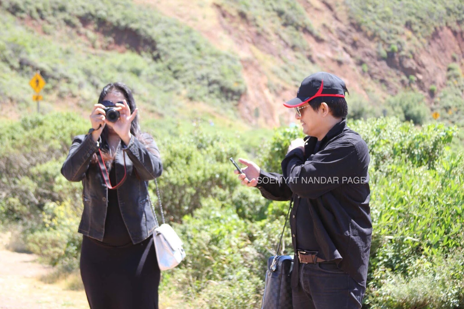 Special Photos Album : Soe Thu and Soe Myat Nandar Travel Together To USA