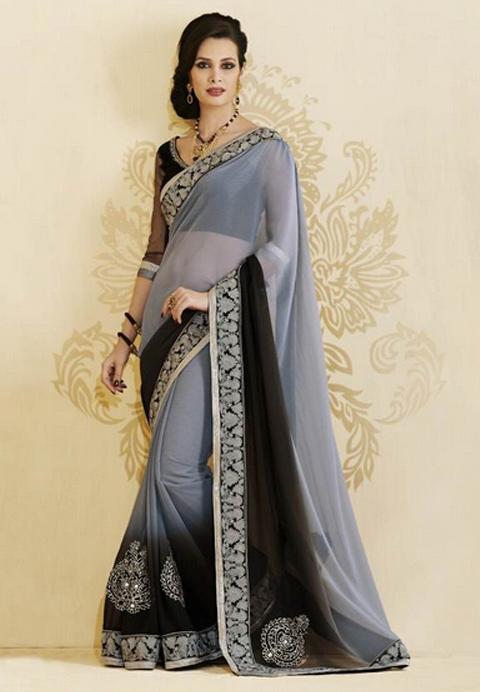 baju tradisional india perempuan
