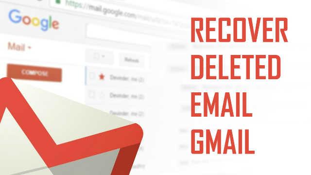 Cara Mengembalikan Email Yang Terhapus Permanen Bacaan Pas Lagi Santuy