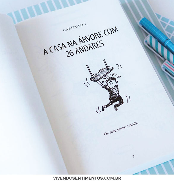 A CASA NA ÁRVORE COM 26 ANDARES - ANDY GRIFFITHS