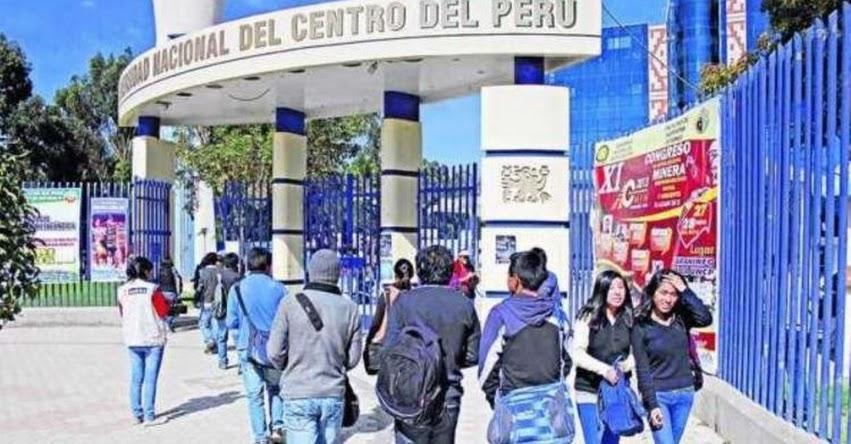 SINEACE acredita seis carreras técnicas y una universitaria en Junín - www.sineace.gob.pe