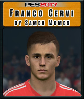 PES 2017 Faces Franco Cervi by Sameh Momen