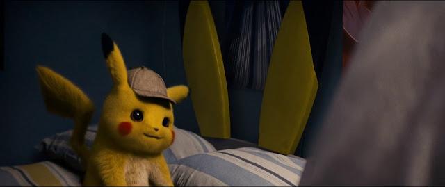 Pokémon Detective Pikachu Imagenes HD