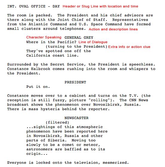 How to Turn Microsoft Word into a Terrific Screenwriting Program