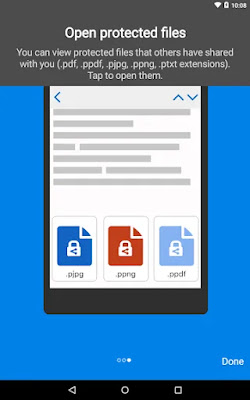 Azure Information Protection Free Android App on Apcoid.com