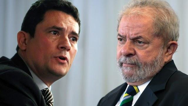 Ministra do STF muda voto e Sérgio Moro é declarado parcial em acusações contra ex-presidente Lula