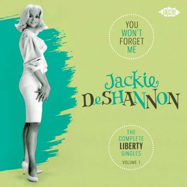 Jackie DeShannon - Faded Love / Dancing Silhouettes
