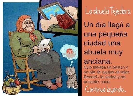 Cuento de la Abuela Tejedora